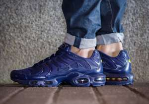 "Nike Air Max Plus Tuned 1 ""Navy""【今日信息】"