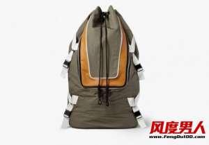 品牌Tim Coppens的奢华运动装备背包